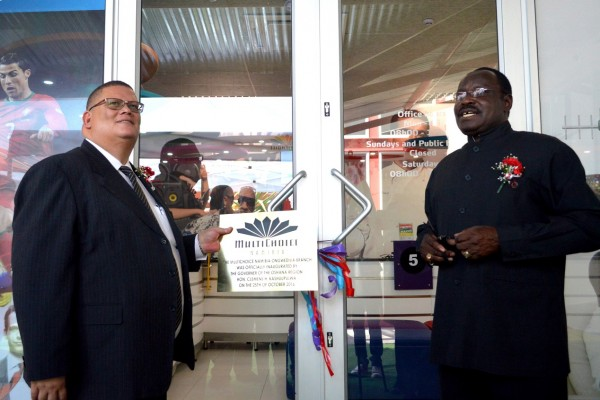 MULTICHOICE NAMIBIA OPENS NEW BRANCH IN ONGWEDIVA
