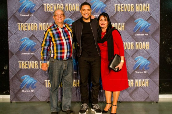 DStv Namibia treats four lucky customers to see Trevor Noah's show in Johannesburg