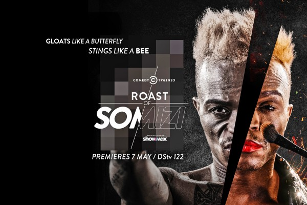 Somizi to be put in front of the Roasting Squad