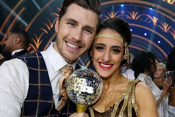 Connell and Marcella take the crown in M-Net's Dancing With The Stars SA!